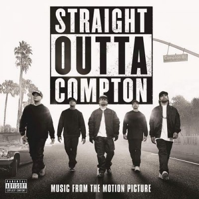 Various - Straight Outta Compton (Music From The Motion Picture)