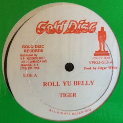 Tiger - Roll Yu Belly