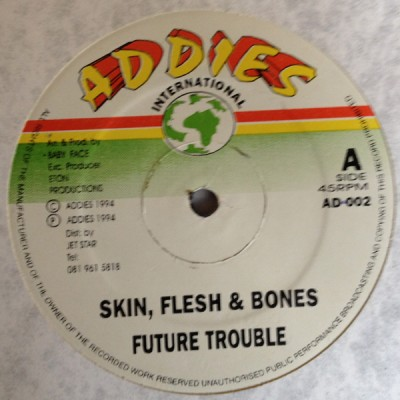 Future Troubles - Skin, Flesh & Bones