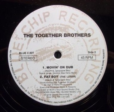The Together Brothers - Movin' On Up
