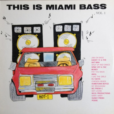Various - This Is Miami Bass