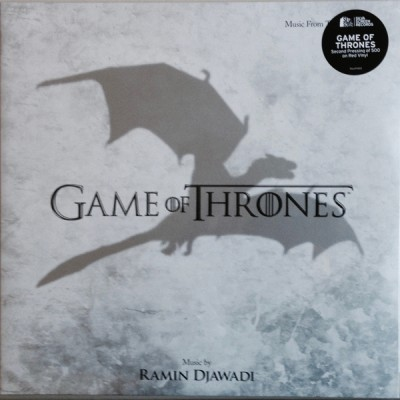 Ramin Djawadi - Game Of Thrones Season 3 (Music From The Hbo Series)