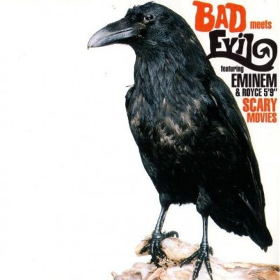 "Bad Meets Evil Featuring Eminem & Royce 5'9"" - Scary  Movies"