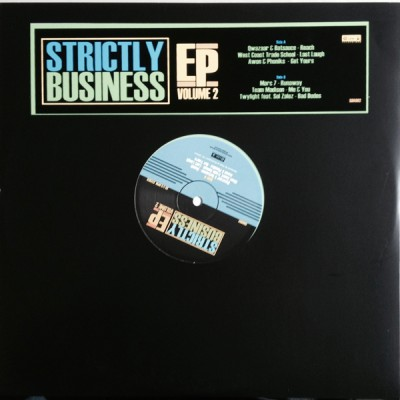 Various - Strictly Business EP Vol.2