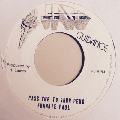 Frankie Paul - Pass The Tu Shun Peng