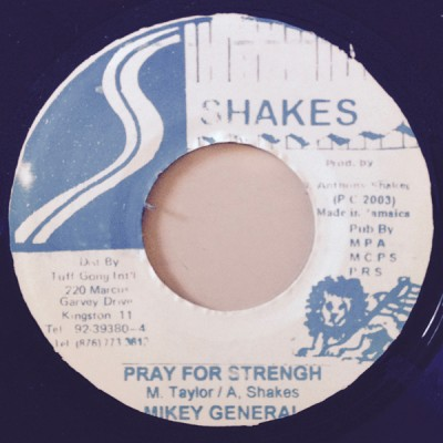 Mikey General - Pray For Strengh