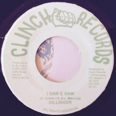 Dillinger - I Saw E Saw