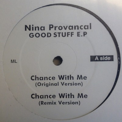 Nina Proven'cal - Good Stuff E.P