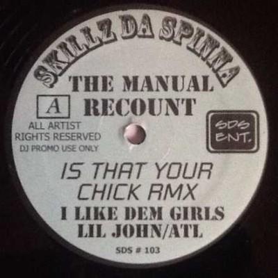 Skillz Da Spinna - The Manual Recount