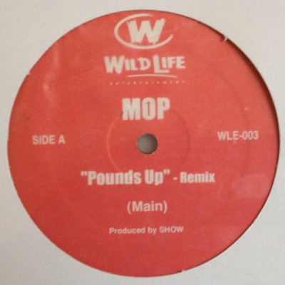 M.O.P. - Pounds Up (Remix)
