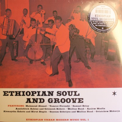 Various - Ethiopian Soul And Groove - Ethiopian Urban Modern Music Vol. 1
