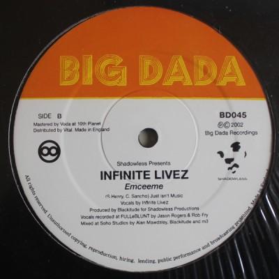 Defisis / Infinite Livez - Earthtime / Emceeme