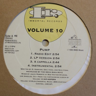 Volume 10 - Pistolgrip-Pump