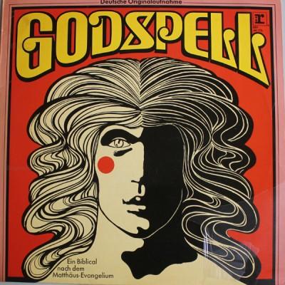 Stephen Schwartz - Godspell (Ein Biblical Nach Dem Matthäus-Evangelium) (Deutsche Originalaufnahme)