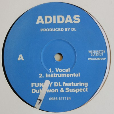 Funky DL - Adidas / Thought I Could Trust U