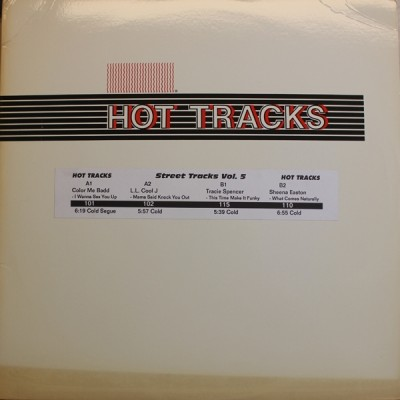 Various - Street Tracks Volume 5