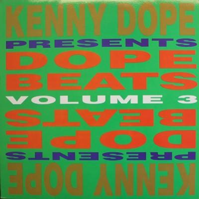 "Kenny ""Dope"" Gonzalez - Dope Beats Volume 3"