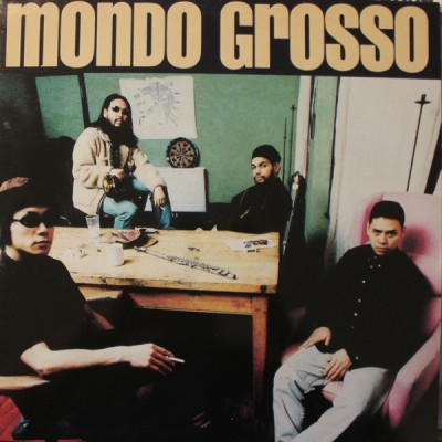 Mondo Grosso - Invisible Man