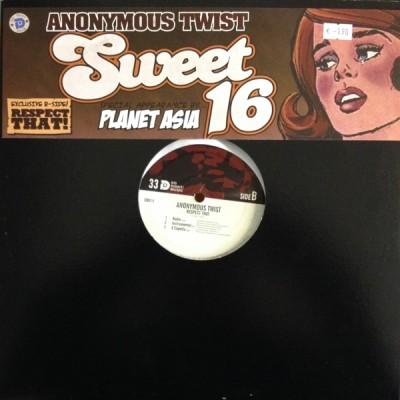 Anonymous Twist - Sweet 16