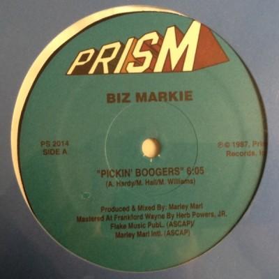 Biz Markie - Pickin' Boogers