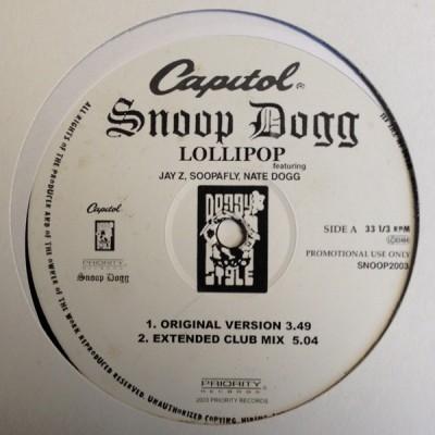 Snoop Dogg - Lollipop