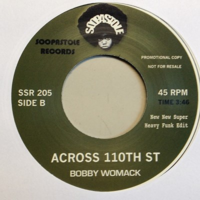 Johnny Pate / Bobby Womack - Soopastole Edits Vol 5.