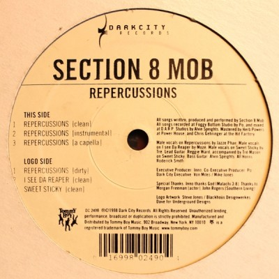Section 8 Mob - Repercussions