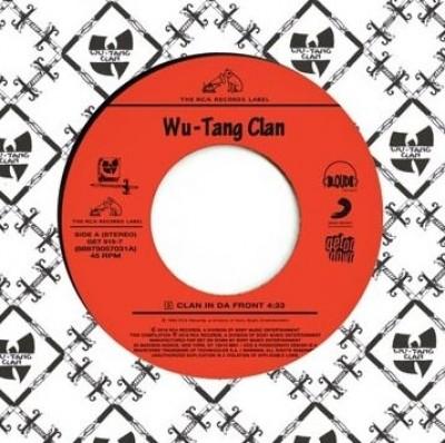 Wu-Tang Clan - Clan In Da Front / Wu-Tang: 7th Chamber