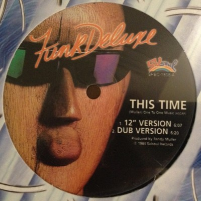 Funk Deluxe - This Time / Dance It Off