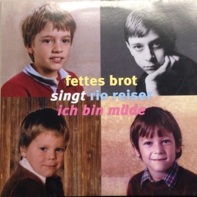 Fettes Brot - singt Rio Reiser: ich bin müde