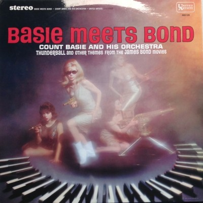 Count Basie Orchestra - Basie Meets Bond
