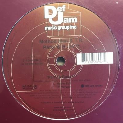 Method Man - Party & Bulls***