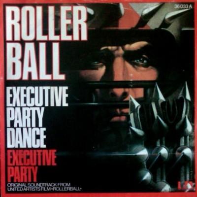 André Previn - Rollerball (Executive Party Dance / Executive Party)