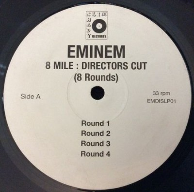 Eminem - 8 Mile Directors Cut