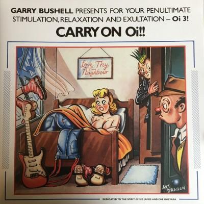 Various - Carry On Oi!!