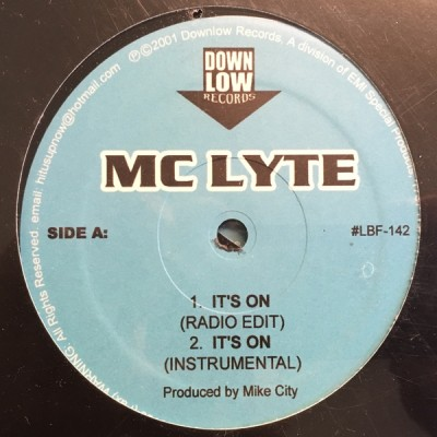 MC Lyte / Biz Markie - It's On / It's Da Biz