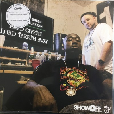 Freddie Gibbs, DJ Statik Selektah - Lord Giveth, Lord Taketh Away