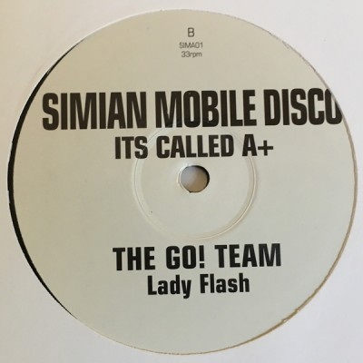 Simian Mobile Disco - Its Called A+