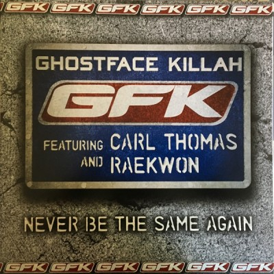Ghostface Killah - Never Be The Same Again