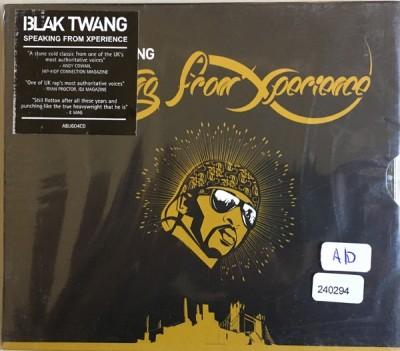 Blak Twang - Speaking From Xperience