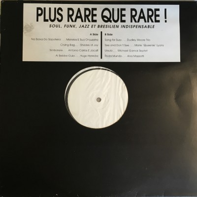 Various - Plus Rare Que Rare !