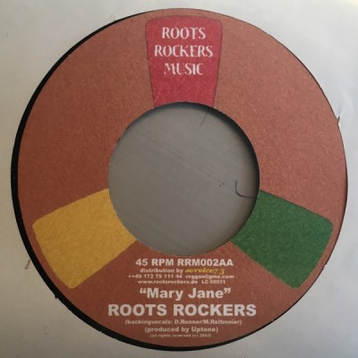 Roots Rockers & Mystic Dan - Blade / Mary Jane