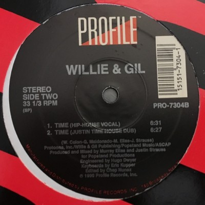Willie & Gil - Time