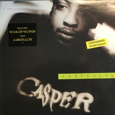Casper - Adrenalin / War Of Words