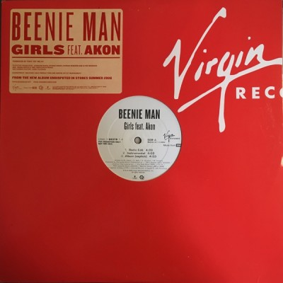 Beenie Man Featuring Akon - Girls