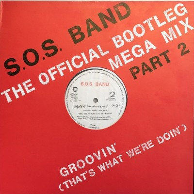 The S.O.S. Band - The Official Megamix Part 2 (Maxi-Version)