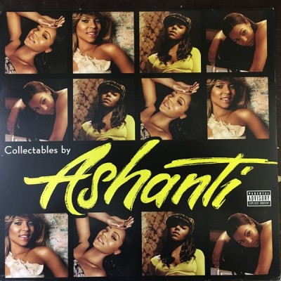 Ashanti - Collectables By Ashanti