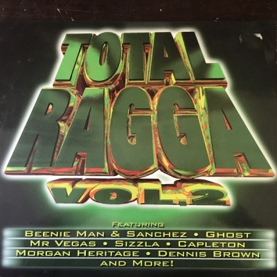 Various - Total Ragga Vol. 2