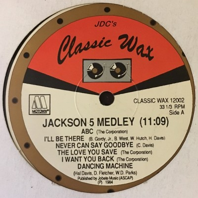 The Jackson 5 / Dazz Band / Rick James - Jackson 5 Medley / Let It Whip / Give It To Me Baby