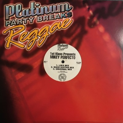 Various - Platinium Party Breaks Reggae